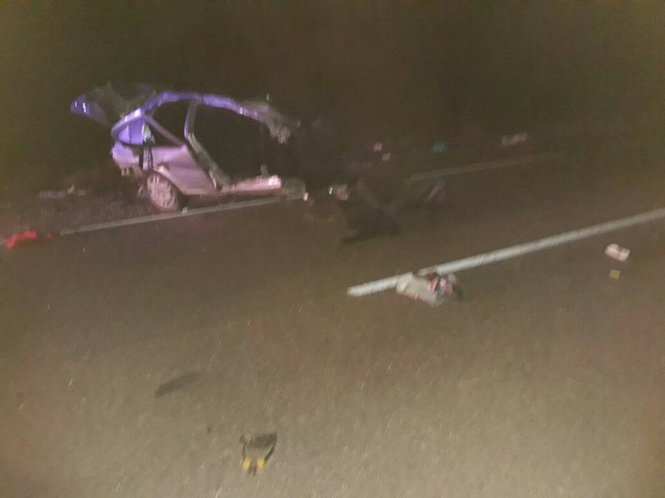Mendoza: Un choque dejó cuatro muertos