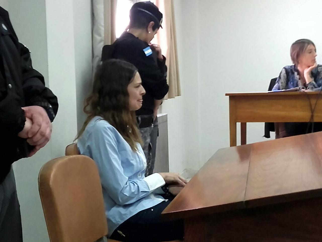 Julieta Silva podría recibir hoy la prisión domiciliaria — Caso Fortunato