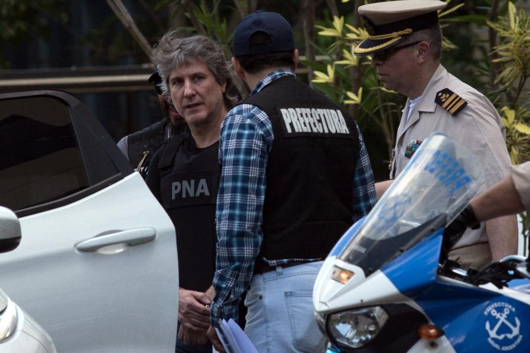 El diputado Julio De Vido será trasladado al penal de Marcos Paz