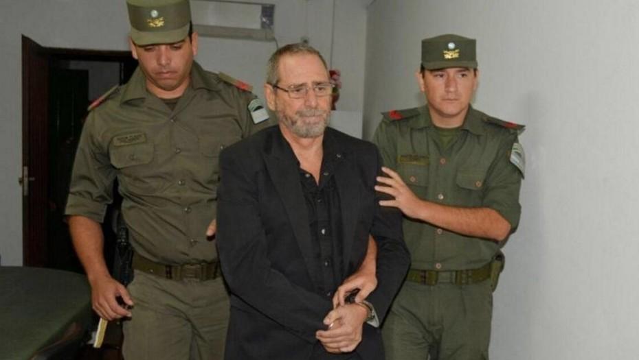 Amado Boudou pasará el fin de semana preso en Ezeiza