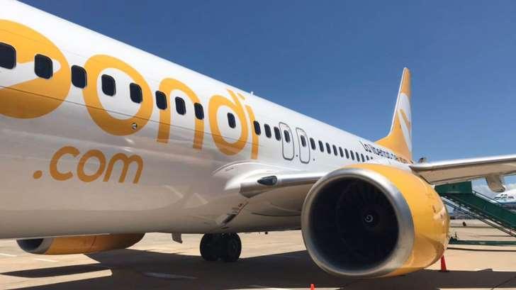 Presentan en Argentina primer avión low cost que operará dentro del país