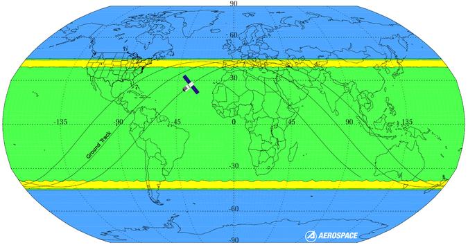 Revelan dónde y cuándo caerá la tóxica estación espacial china
