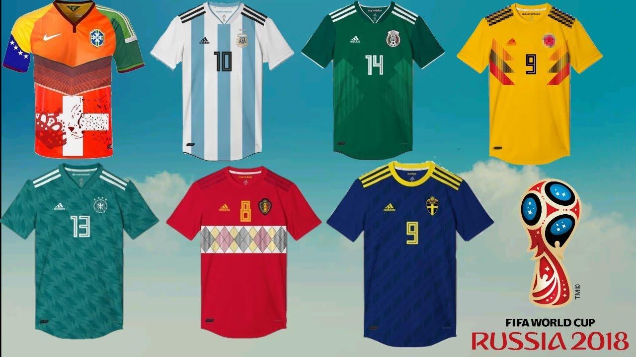 Excelente calidad amplia selección de colores y diseños proveedor oficial Votá las mejores camisetas del Mundial Rusia 2018 - ElSol ...