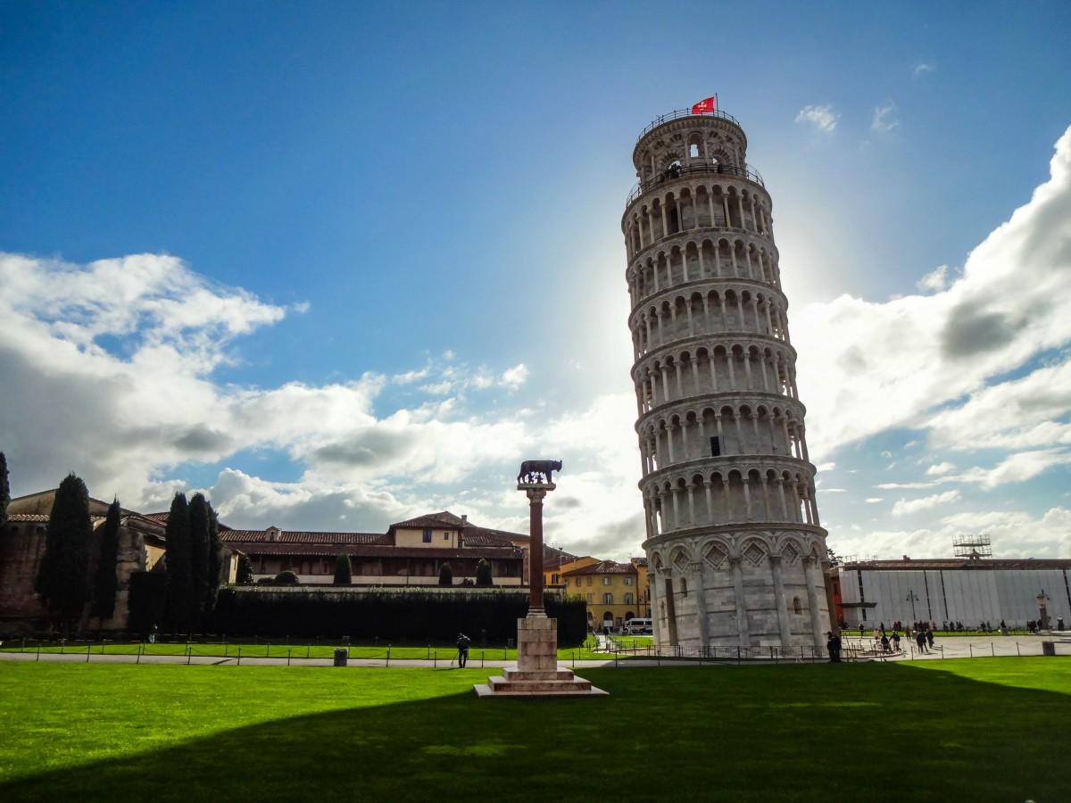 foto de Por qué la Torre de Pisa no se cae en los sismos ElSol