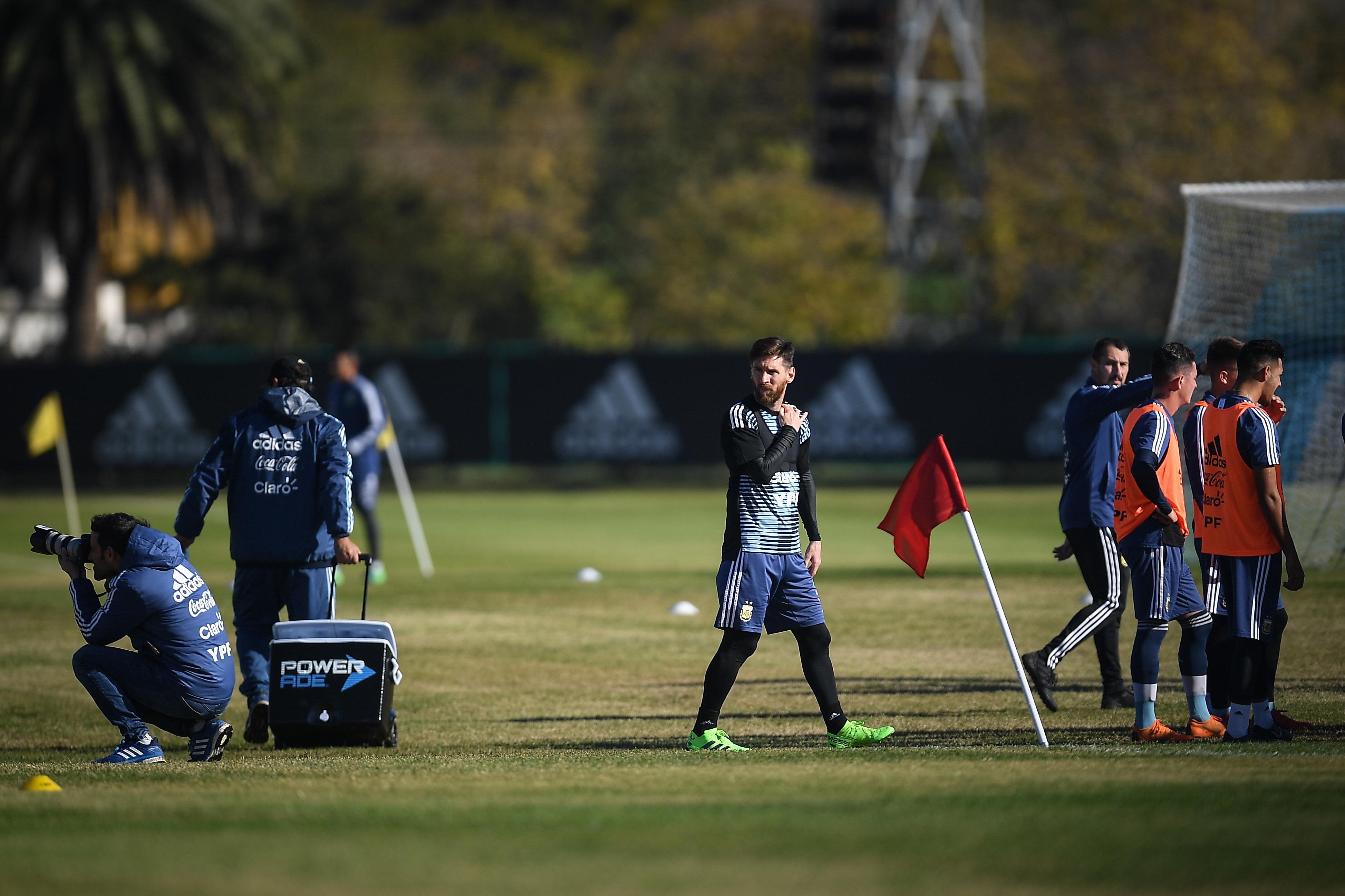 Jorge Sampaoli paró un posible equipo para jugar con Haití