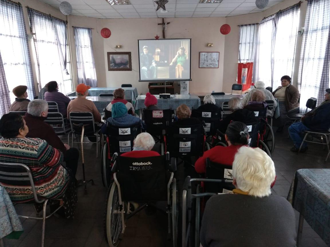 Maltrato a ancianos, crisis de valores
