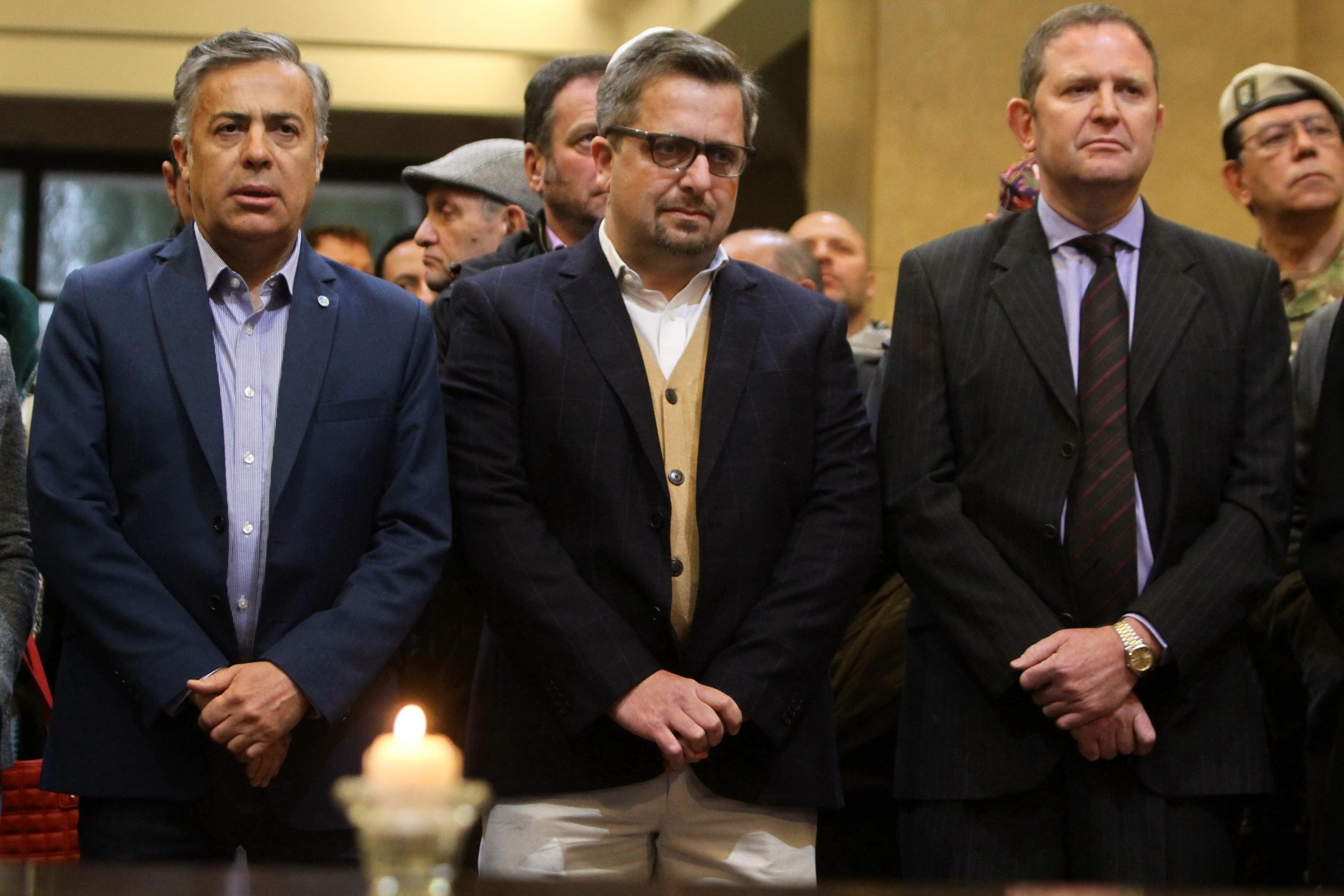 Sin Macri, la AMIA reclamó