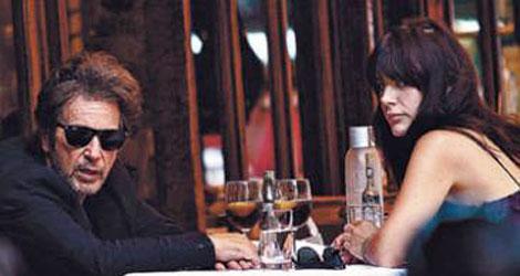 Separado de Lucila Polak, vinculan a Al Pacino con una actriz israelí