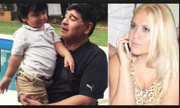 Verónica Ojeda reveló la dura realidad de Dieguito Fernando