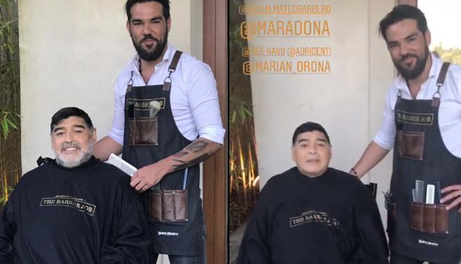 Dorados dejó sin equipo de trabajo a Maradona