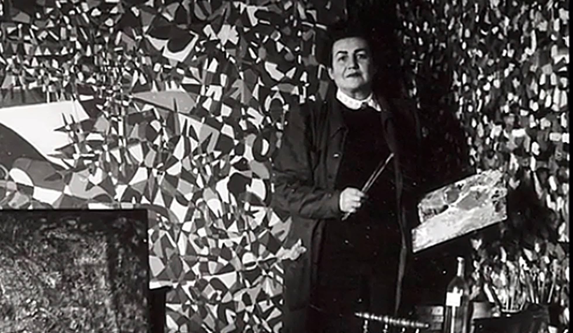 Fahrelnissa Zeid, una mujer que definió el arte abstracto a gran escala