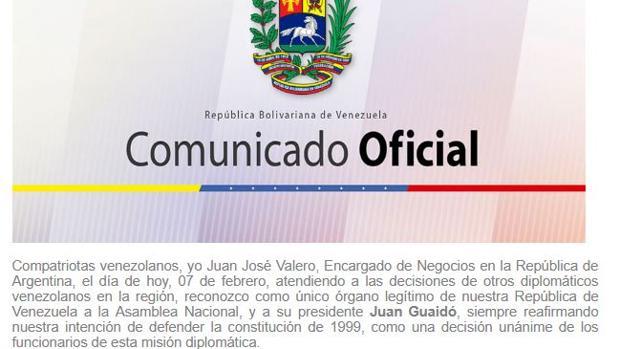 Denuncian hackeo a páginas web de al menos diez embajadas de Venezuela