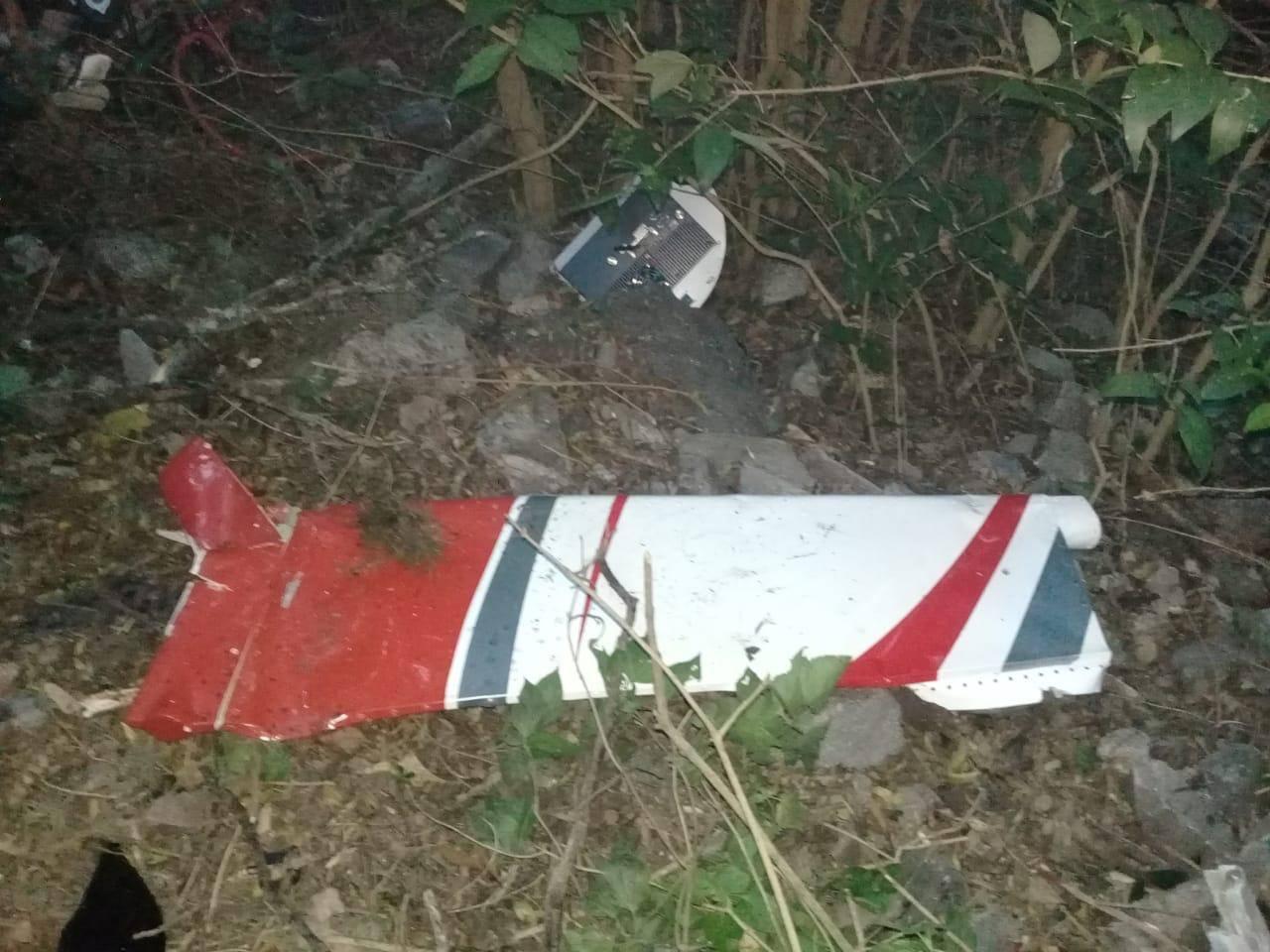 Córdoba: cayó una avioneta y hay dos mujeres heridas