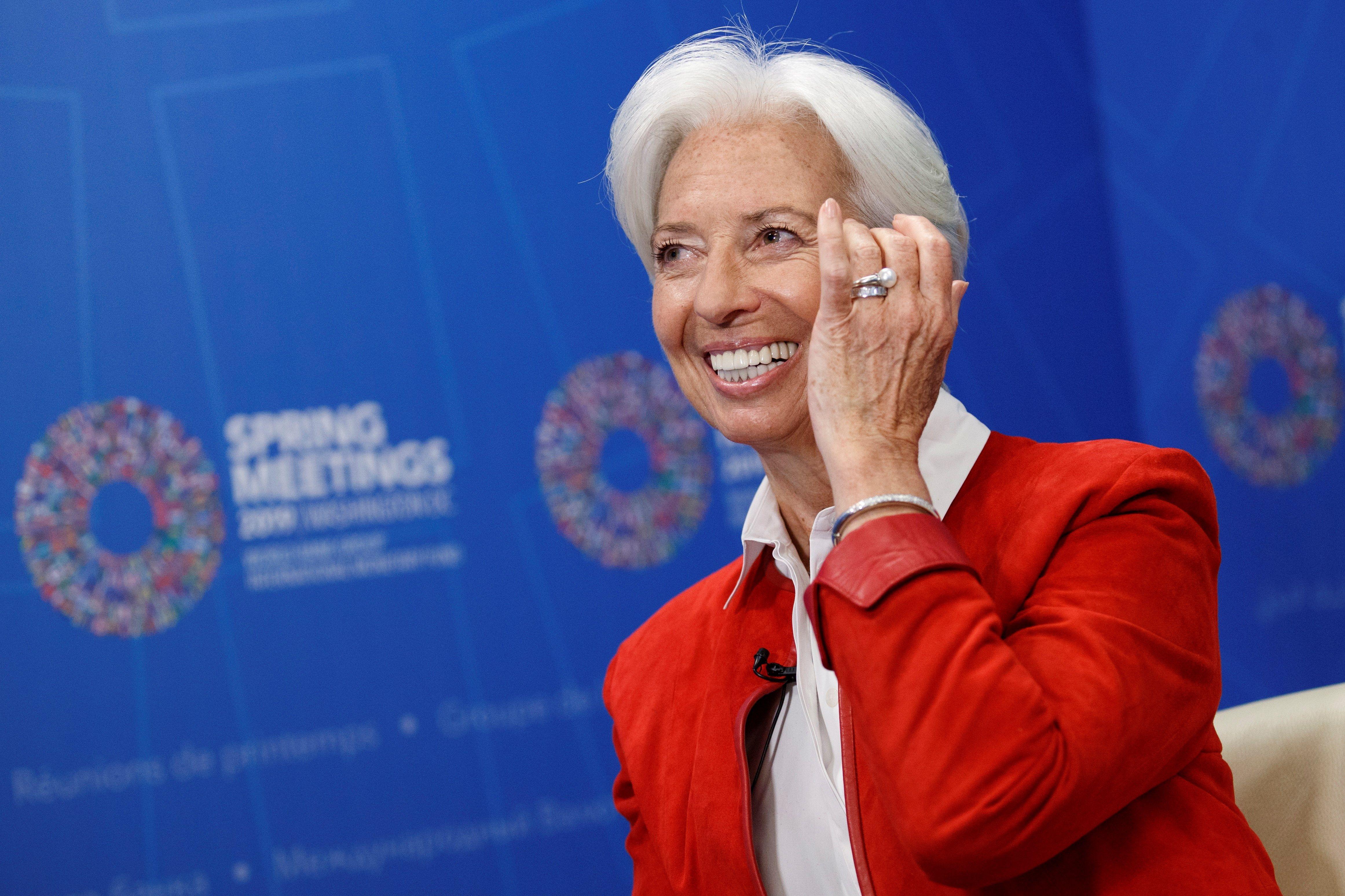 FMI: Christine Lagarde afirmó que la economía argentina