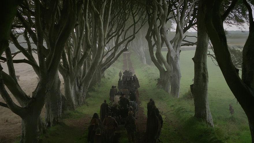 Game of thrones revela imágenes de su episodio más largo