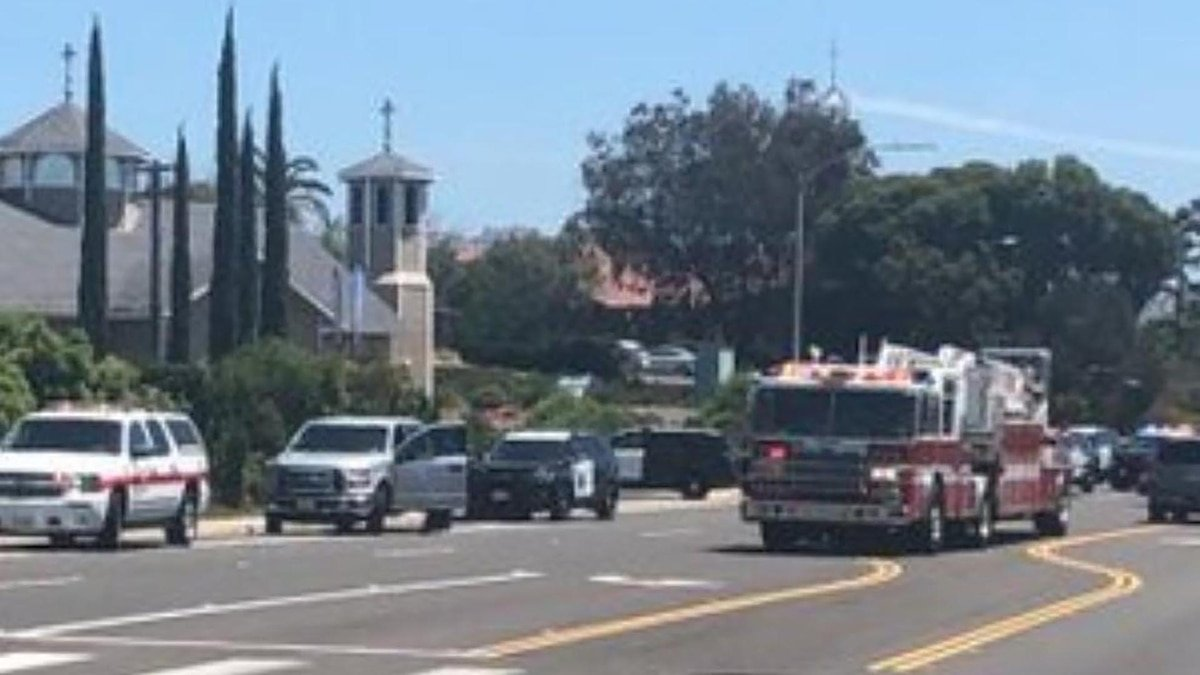 ÚLTIMA HORA: Se registra tiroteo en sinagoga de California