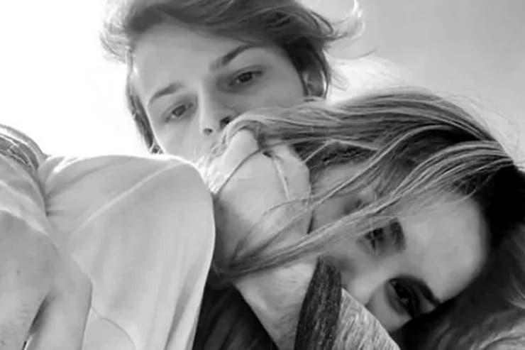 Juanita Tinelli confirmó su romance y mostró foto con su nuevo novio