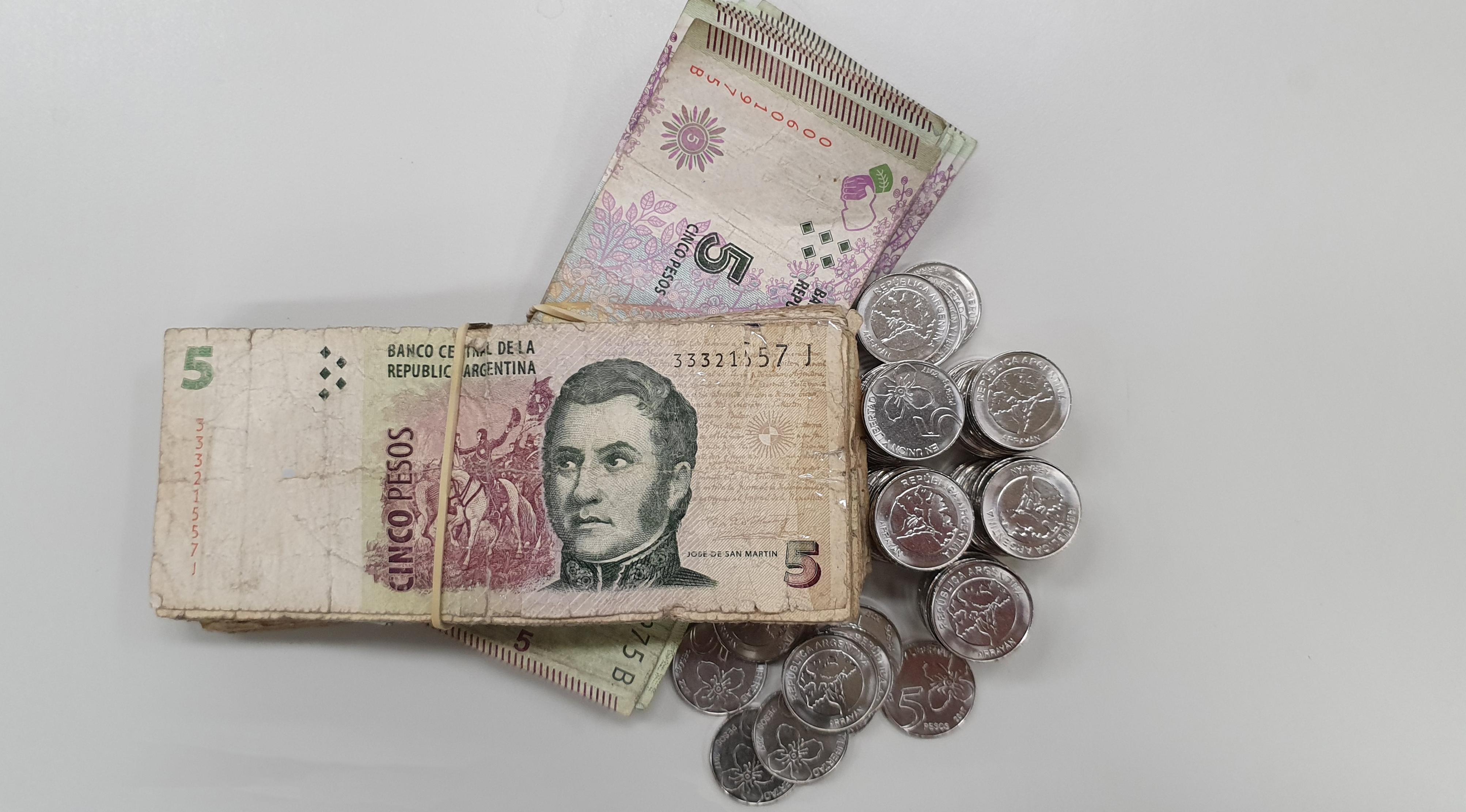 ¿Hasta cuándo se podrán usar los billetes de 5 pesos?