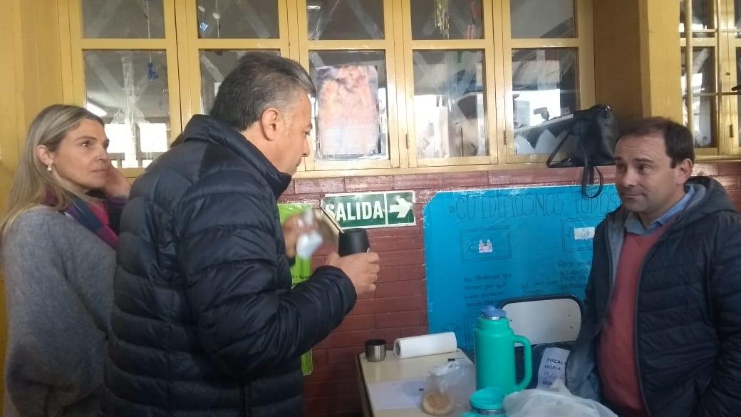 Cornejo reconoce que Fernández ganó por 2,5 puntos en Mendoza