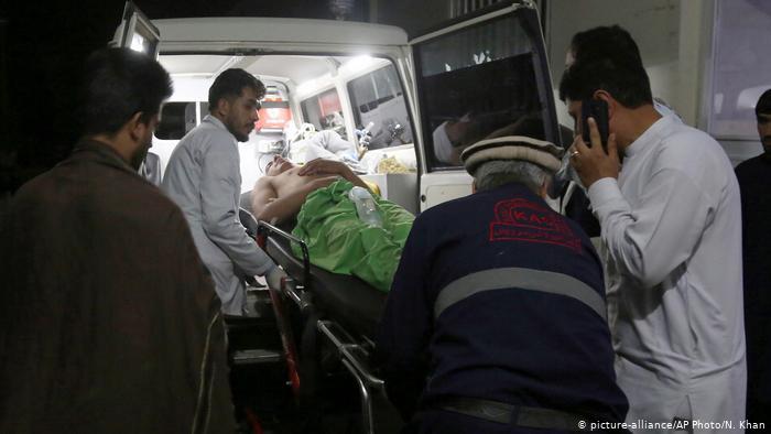 Atentado suicida en una boda dejó 63 muertos en Afganistán