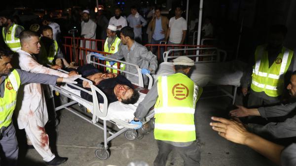 El Estado Islámico realizó un atentado que dejó 63 muertos en Afganistán