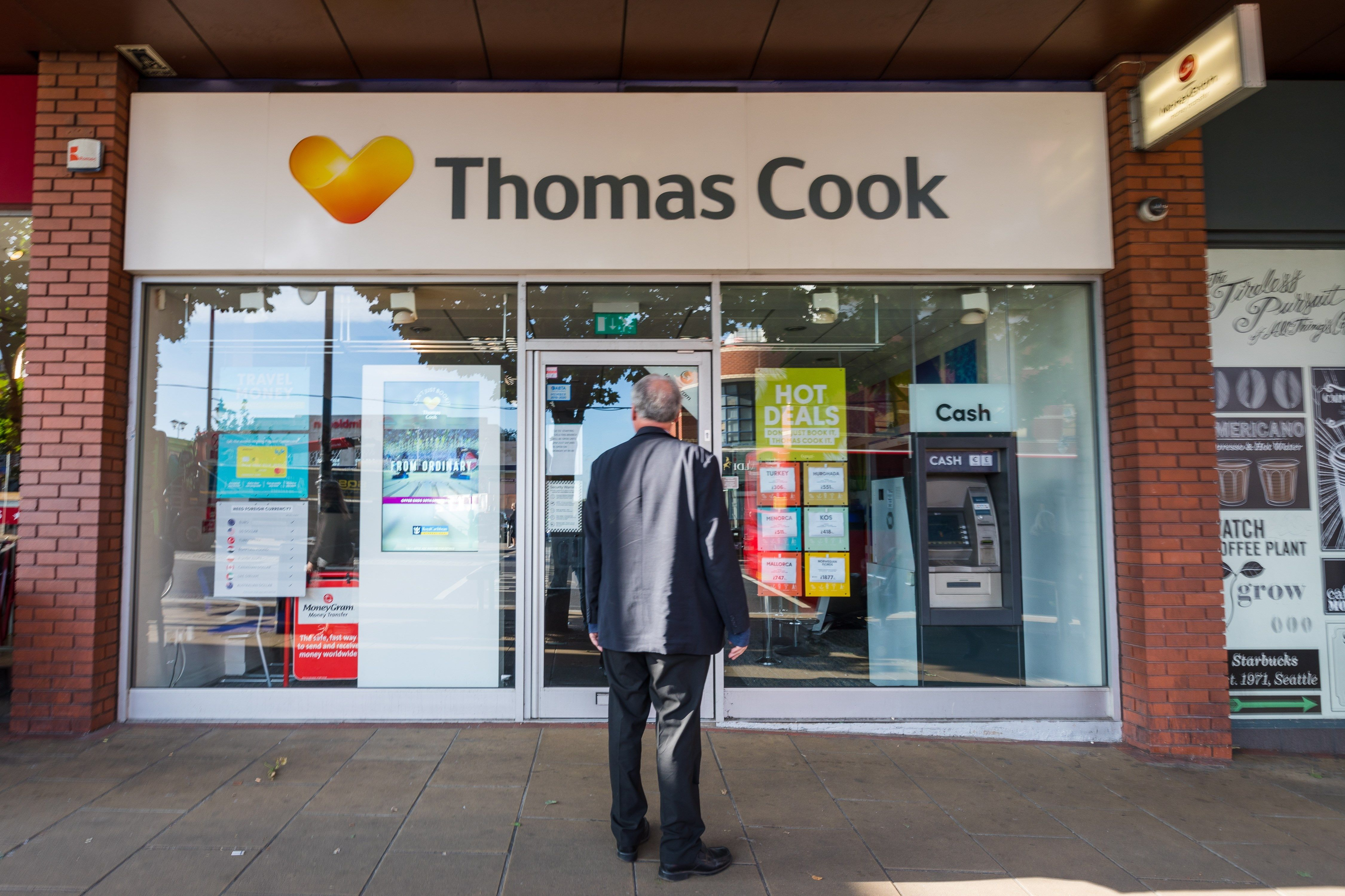Quebró Thomas Cook, el operador turístico que inventó el all inclusive