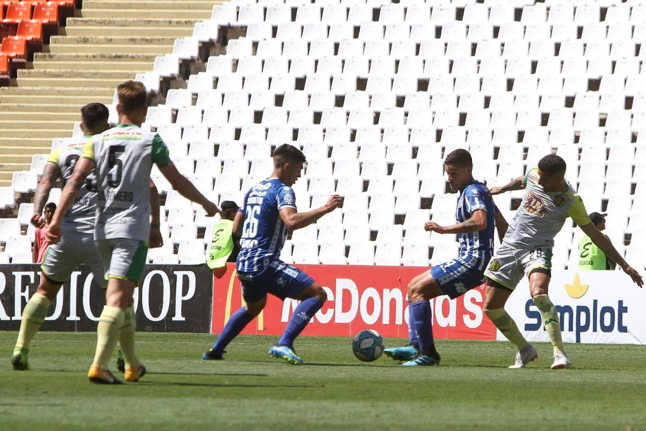 Godoy Cruz se acordó de ganar - Deportes   Fixture   Resultados Deportes
