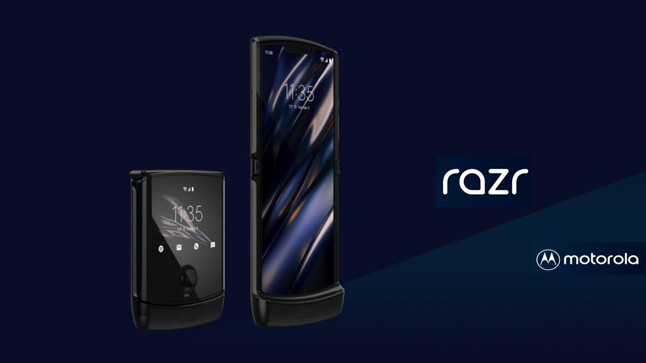 Videos: Motorola lanzó el Razr, parecido al viejo V3 pero con pantalla flexible - Diario ElSol.com.ar Mendoza