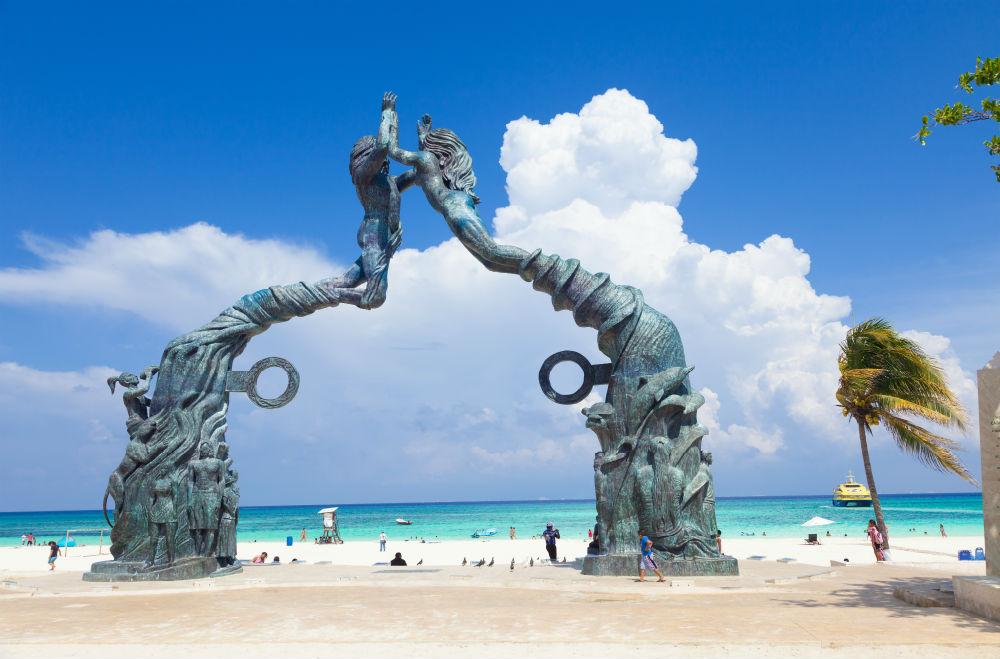 El Gobierno abrirá un consulado en una famosa playa paradisíaca - Diario El  Sol. Mendoza, Argentina.