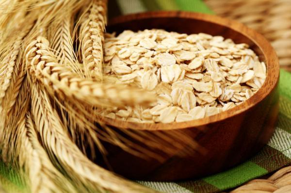 Salvado de trigo y avena para adelgazar