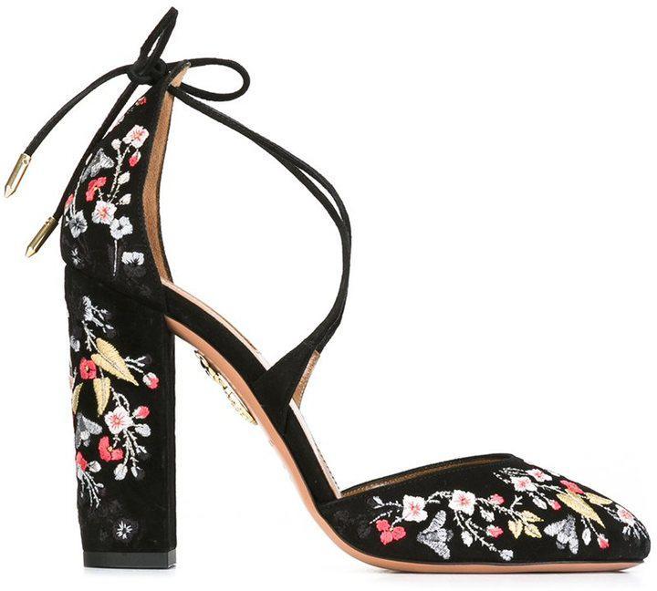 Zapatos bordados, ¿te sumás a esta tendencia? - Diario El Sol ...