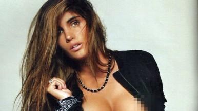 La Modelo Magalí Mora Muy Atrevida Posó Desnuda Para Playboy