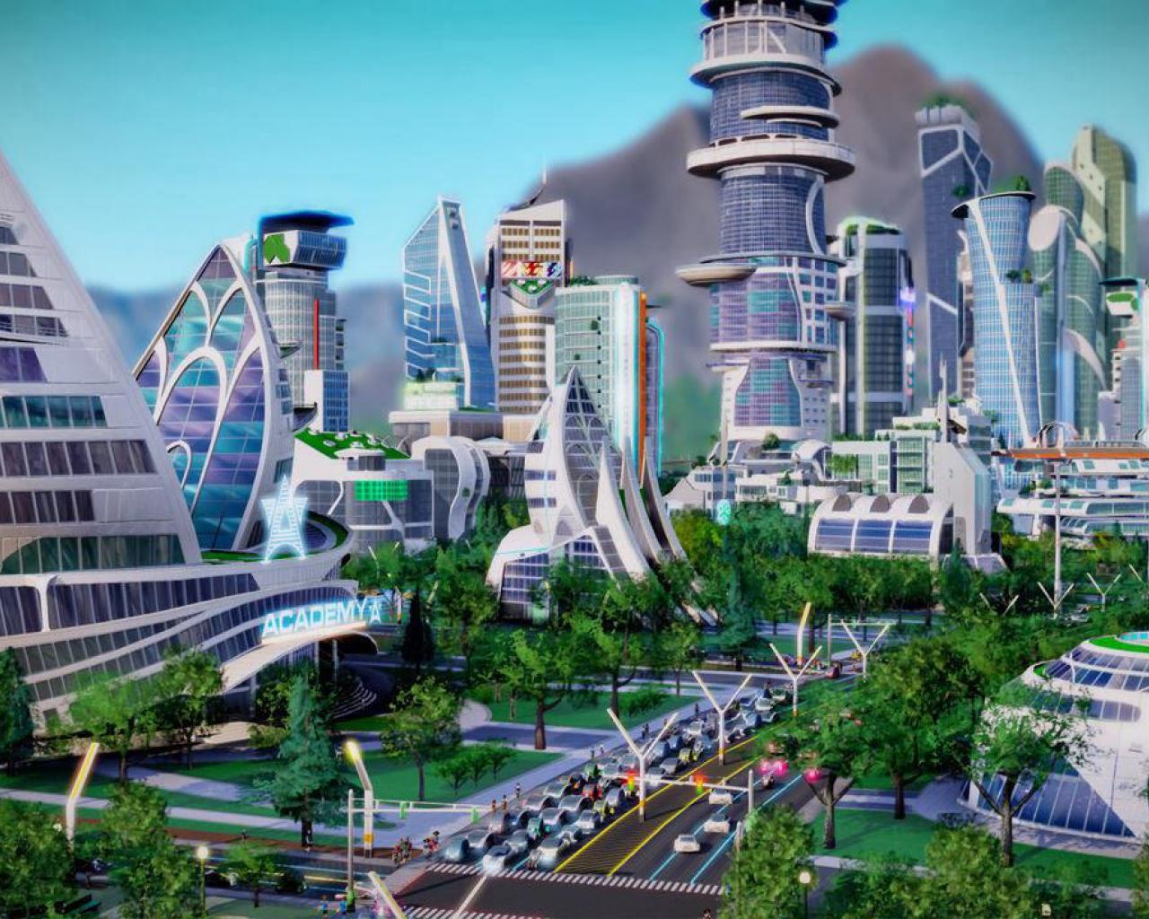 Los cambios impactantes en las ciudades del futuro elsol - Frigorifico del futuro ...