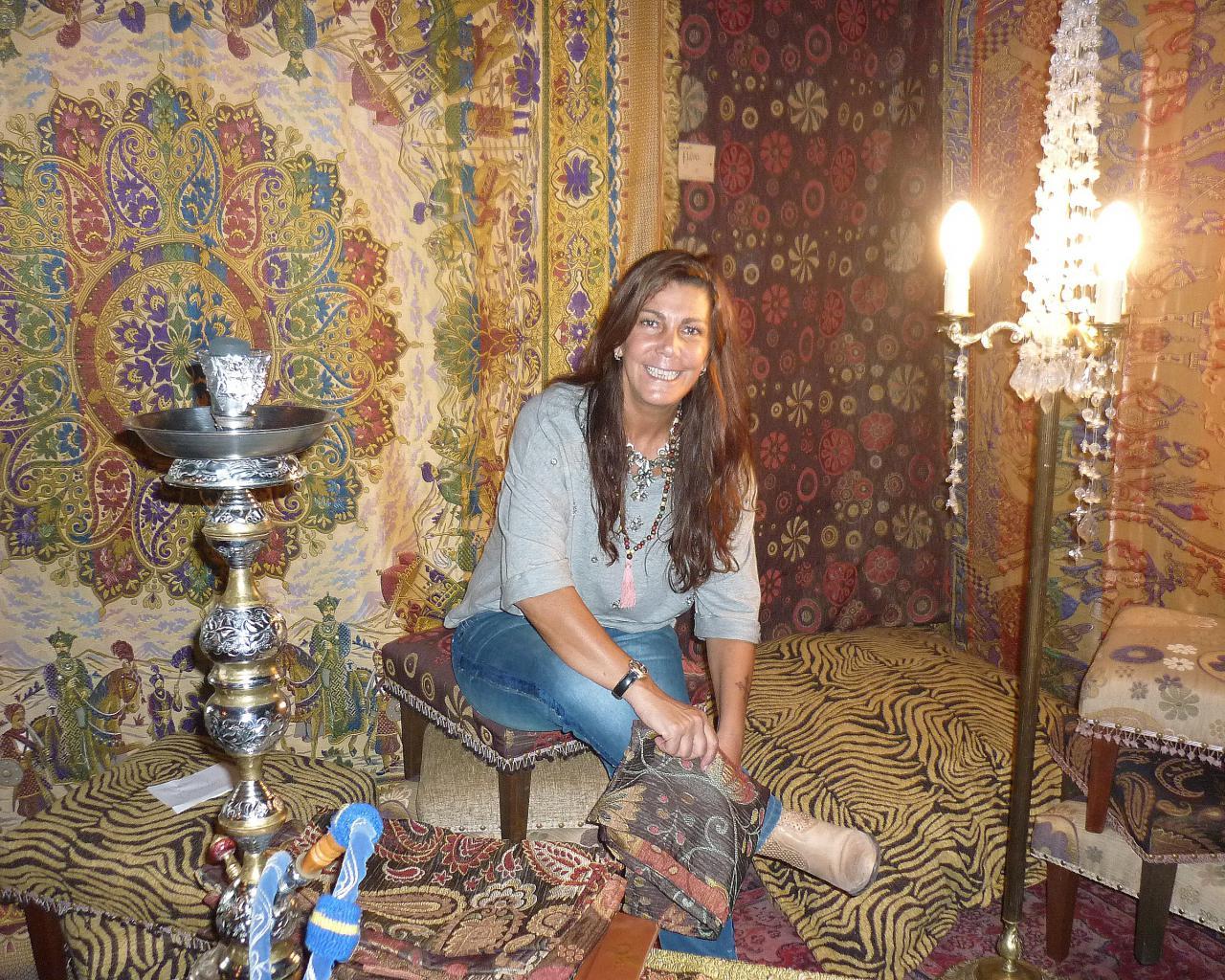 Zoco un mercado para dejar volar nuestra creatividad - Telas marroquies ...