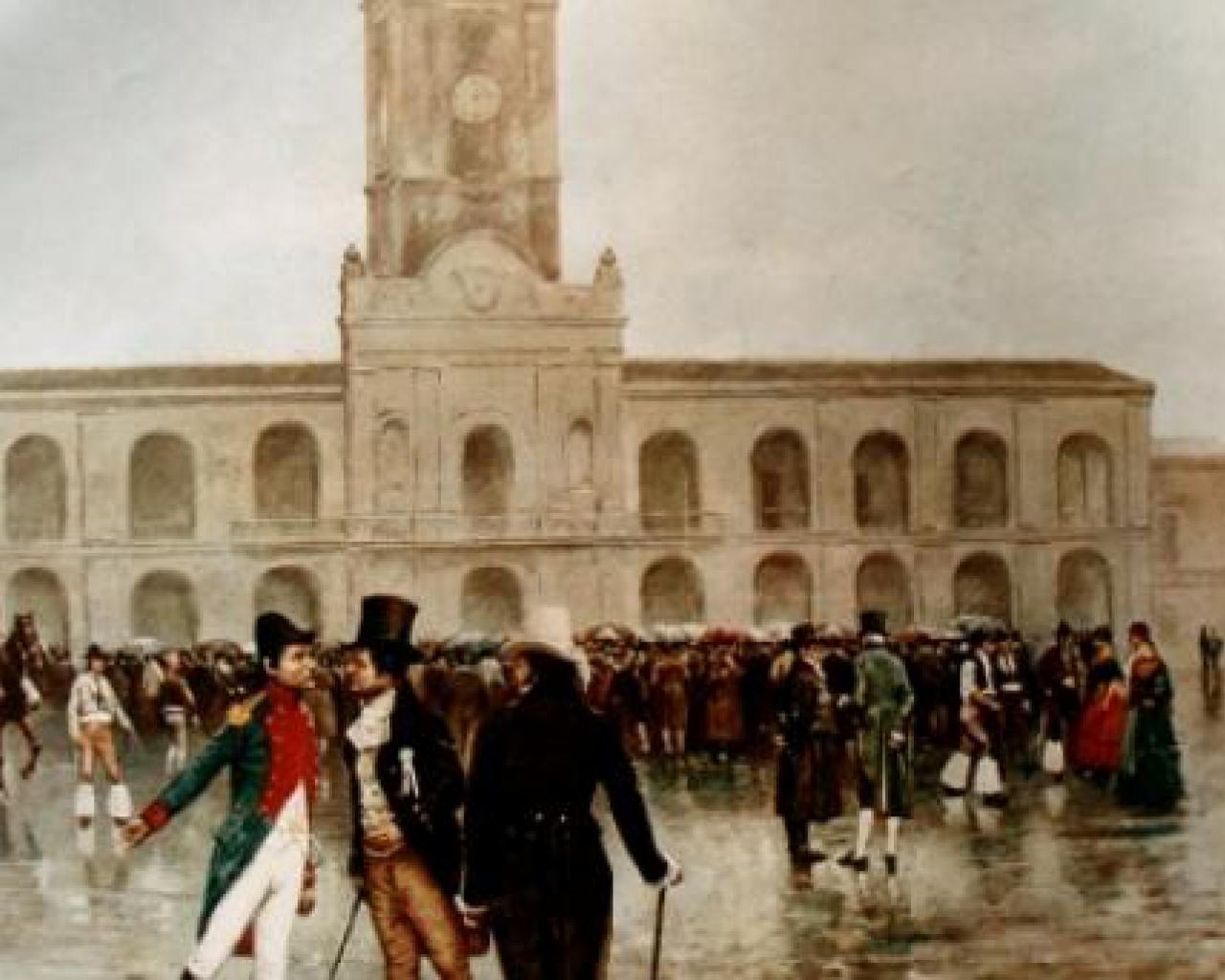 Esto pasaba un 24 de Mayo de 1810 - ElSol.com.ar - Diario de Mendoza,  Argentina - El Sol Online