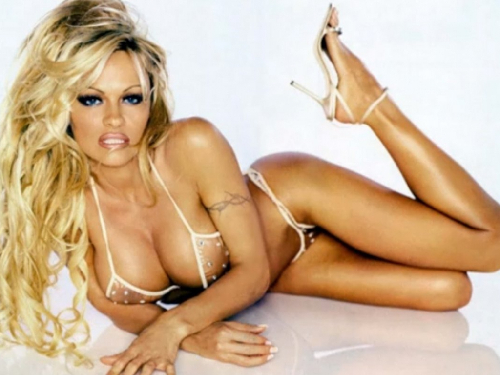 pam anderson porno video