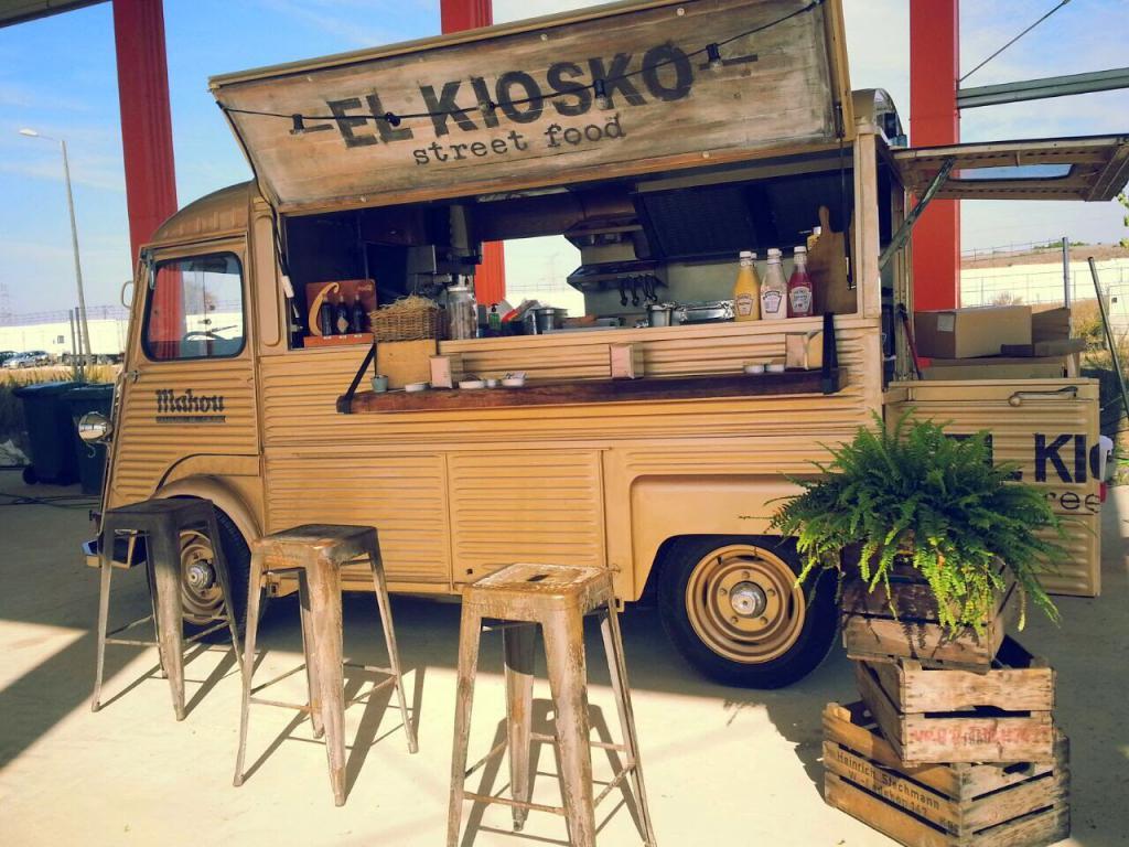 Pag tus cuentas con una foto diario de for Design food truck online