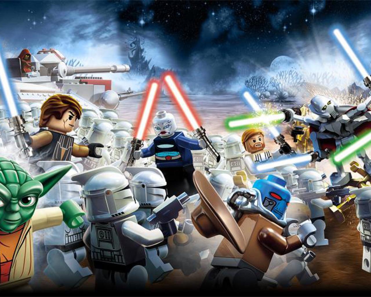 Lego Lanzara Un Juego De Star Wars El Despertar De La Fuerza