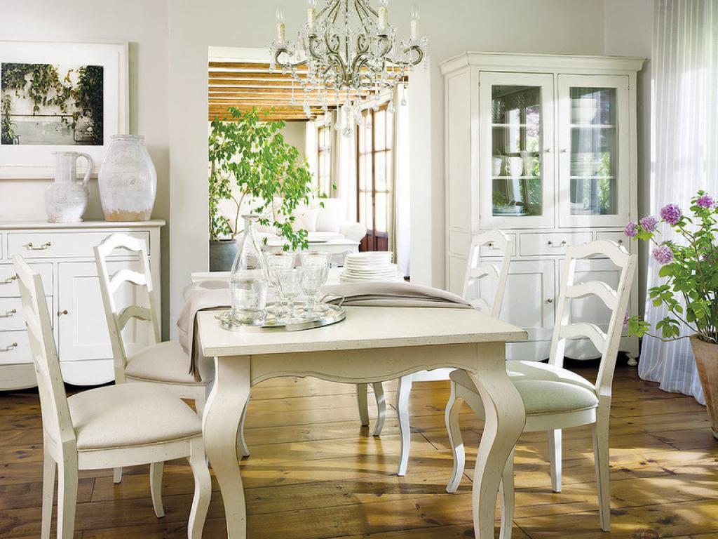 Muebles de estilo provenzal mueble comedor estilo for Muebles provenzales online