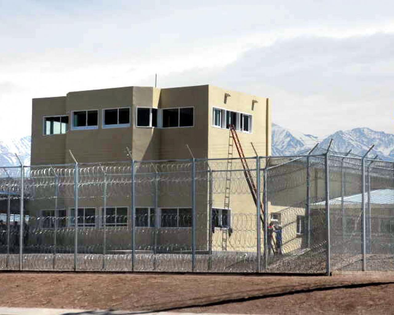 En 25 días se reanudará la construcción de la Cárcel Federal de ...