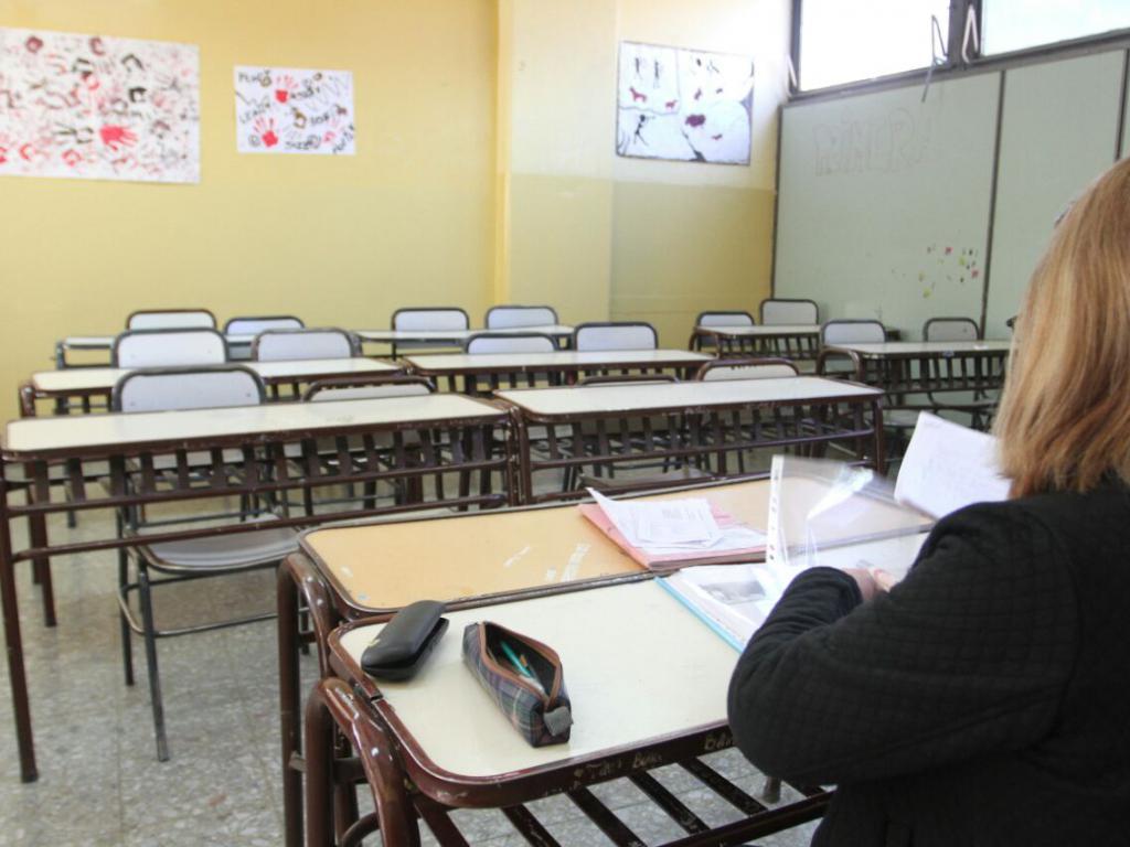 Paro pocos alumnos y muchos docentes en las escuelas for Desde cuando hay clausula suelo