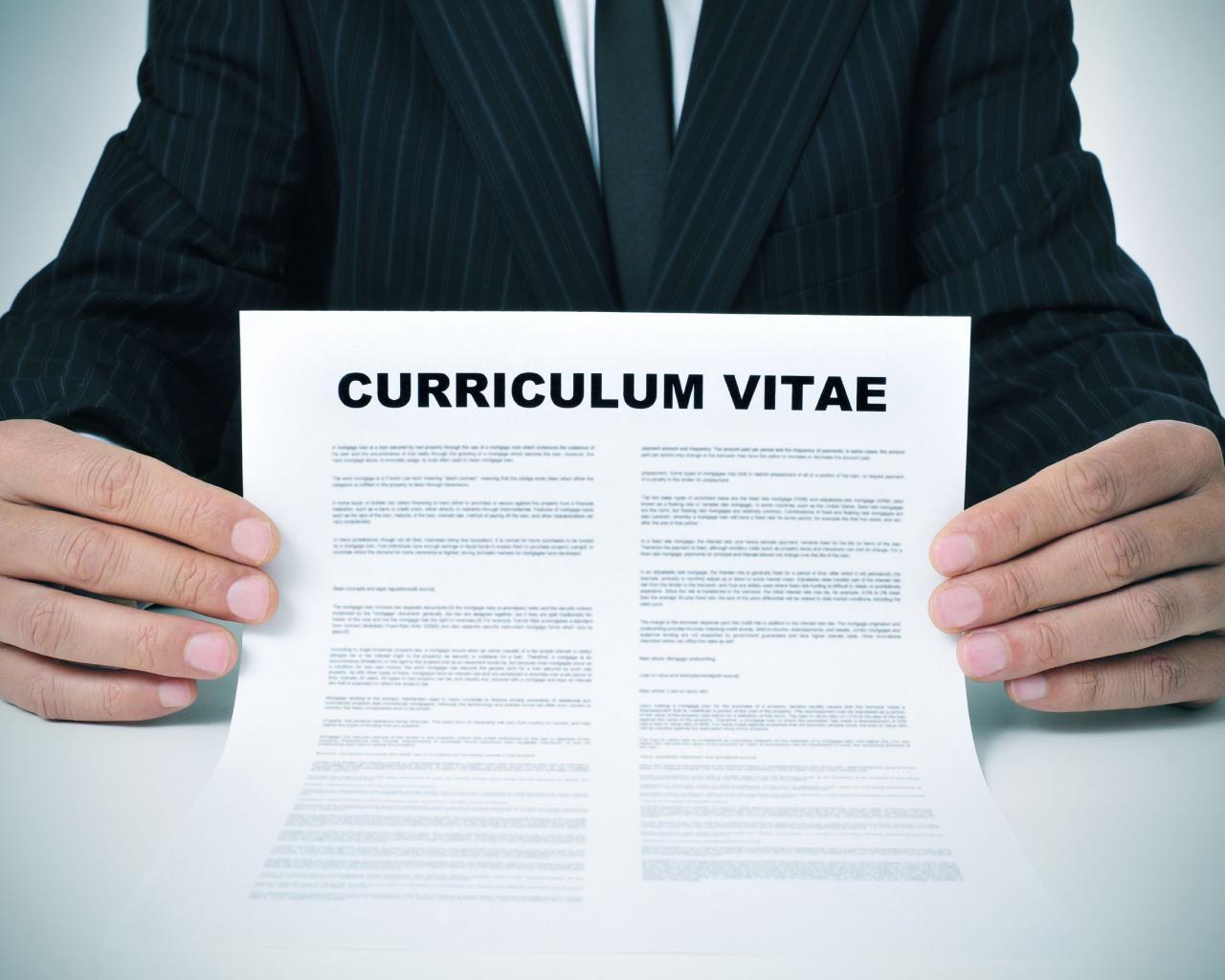 Buscando trabajo? Este modelo de CV es tan bueno que hasta Google lo ...