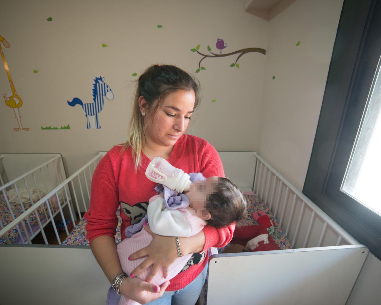 Casa Cuna Bebés: el Gobierno busca agilizar las adopciones - ElSol ...