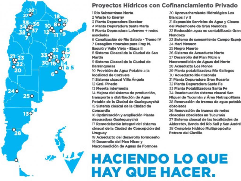 Buscan financiamiento para 4 proyectos hídricos en Mendoza - ElSol ...